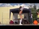 X-Twerk girls dance. Slammest 2 festival