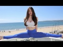 Best Female Crazy Flexibility Gymnastic - Try Not To Look Away