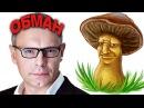 Правда ли грибы правят миром? Разоблачение Рен ТВ / Анатомия Рен ТВ, новинка!