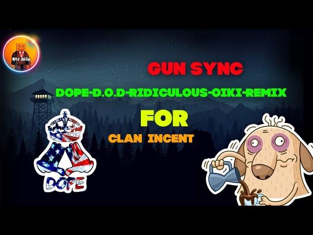 Gun Sync2 Blockade 3d online music(dope-d.o.d-ridiculous-oiki-remix)