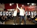 GUCCI GANG Lil Pump Dance Matt Steffanina X Josh Killacky