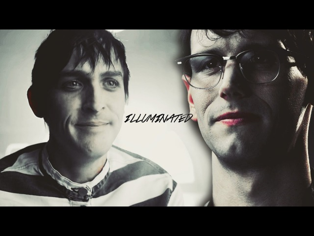 ►oswald and edward || illuminated (day 3)