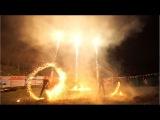 Огненно-пиротехническое шоу RockStyle Premium Шоу-группа