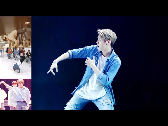 WANNA ONE's KANG DANIEL DANCE COMPILATION | PREDEBUT TILL NOW