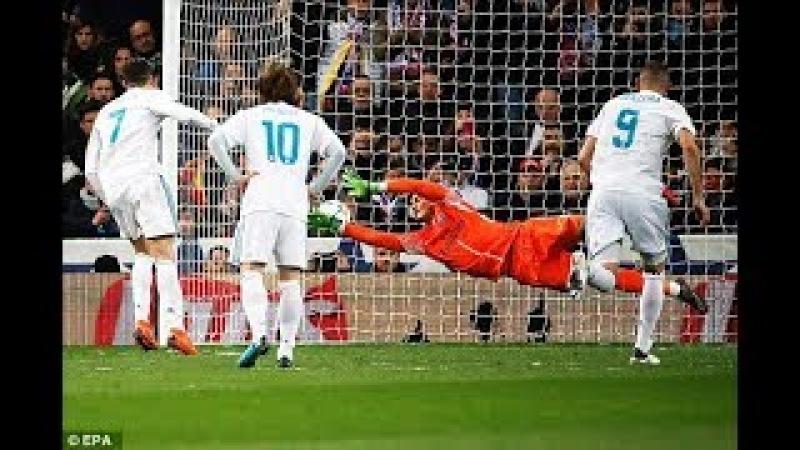 Ronaldonun Penaltısında Topun Havalanması Şaşkına Çevirdi PSG Maçı