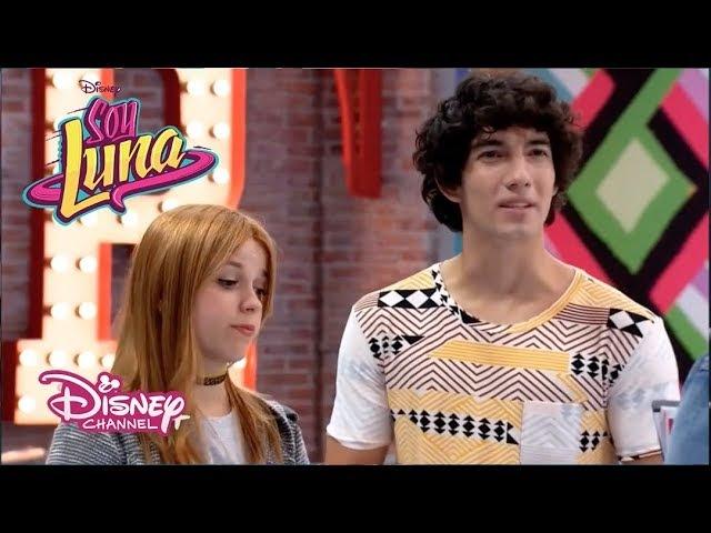 Soy Luna 2 - Capitulo 54 - Juliana deja a Ramiro Jim fuera del Equipo