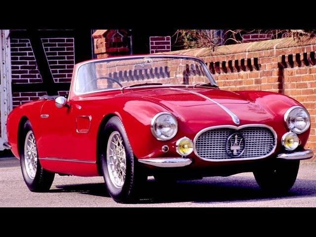 Maserati 150 GT by Fantuzzi '1957