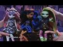 Monster High Robecca Steam Rochelle Goyle Venus McFlyTrap Dolls Commercial ᴴᴰ