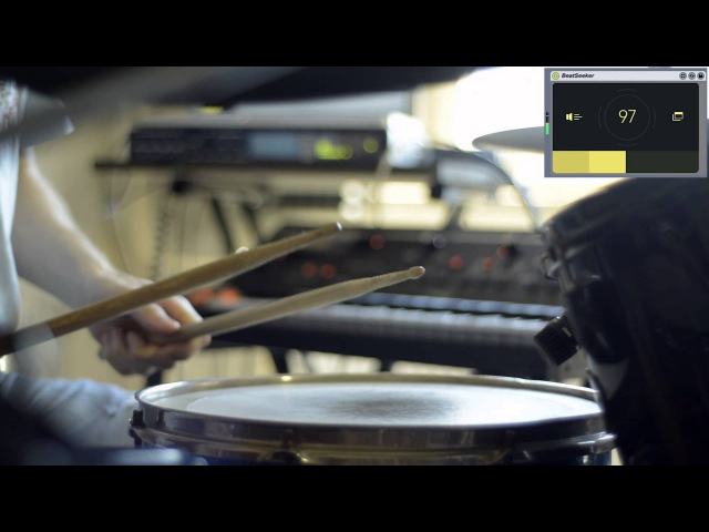 BeatSeeker syncs Ableton Live with drums