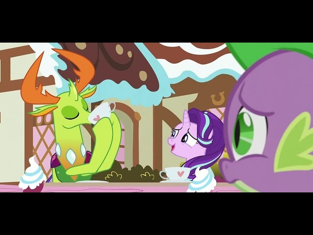 MLP(Triple Threat) - Catchy Starlight Moment!