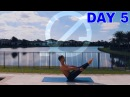10 DAYS YOGA CHALLENGE - DAY 5 - [Core Strength Core Stability]