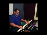 Scott Storch Making Fire Beats in the Studio