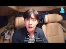 Park hae jin 박해진 ~ v live part 12 160903 eng sub