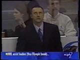 Alex Selivanov scores funny goal vs Capitals with 7 seconds left (1998)