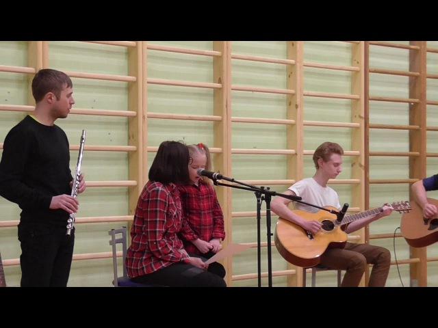 23 декабря 2017 г., 18:20:08 Предновогодний концерт 2017 Подростково-молодежный к...