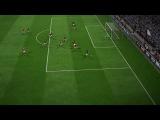 Красивый гол Ronaldo FIFA18 FUT Pomogaev91