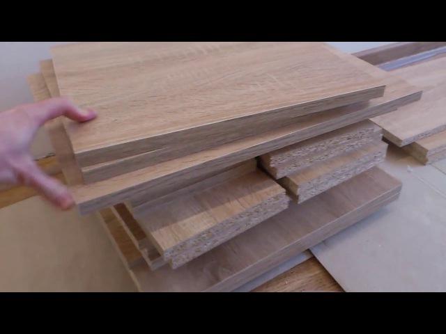 RR Мебель своими руками без переплат / Making handmade home furniture without overpays
