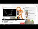 Анимация против Ютуба полностью на русском,русский дубялж