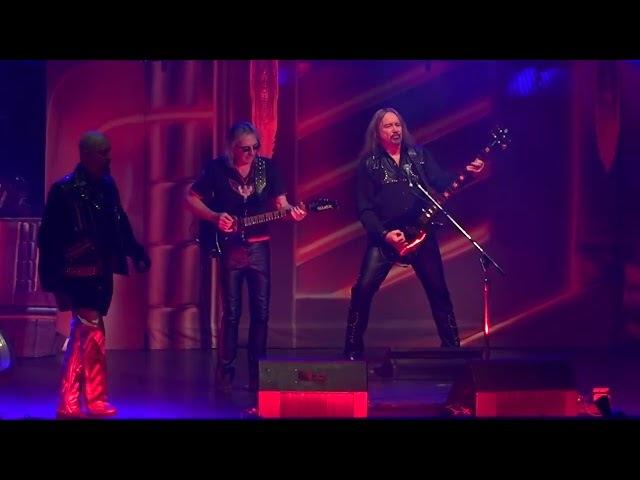 Judas Priest w/ Glenn Tipton - Newark, 2018 Metal Gods - Breaking The Law - Living After Midnight