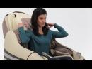 Массажное кресло INADA DreamWave Сканирование тела и гибкая подстройка подстройка кресла для эффективного массажа