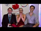 Kaitlyn WEAVER &amp Andrew POJE FD 'Je Suis Malade' Skate Canada 2017 No Commentary