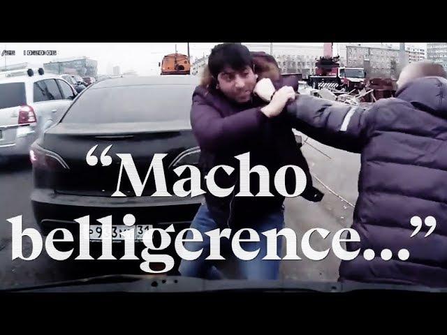 В США покажут фильм из записей российских авторегистраторов