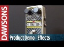 EHX Chillswitch Momentary Line Switcher Overview