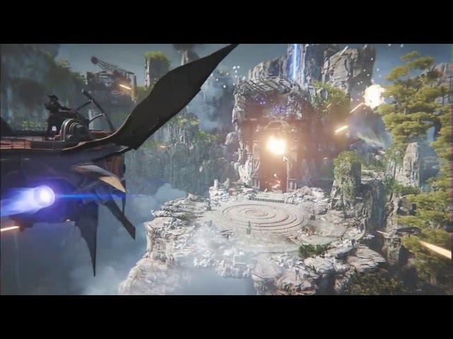 Новый геймплей стимпанковой MMORPG Ascent: Infinite Realm от разработчиков PUBG