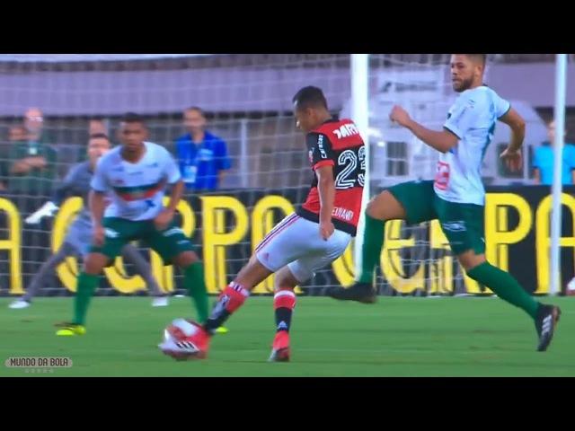 SEGUNDO GOL DE GEUVÂNIO! Flamengo 4 x 0 Portuguesa - Cariocão 2018