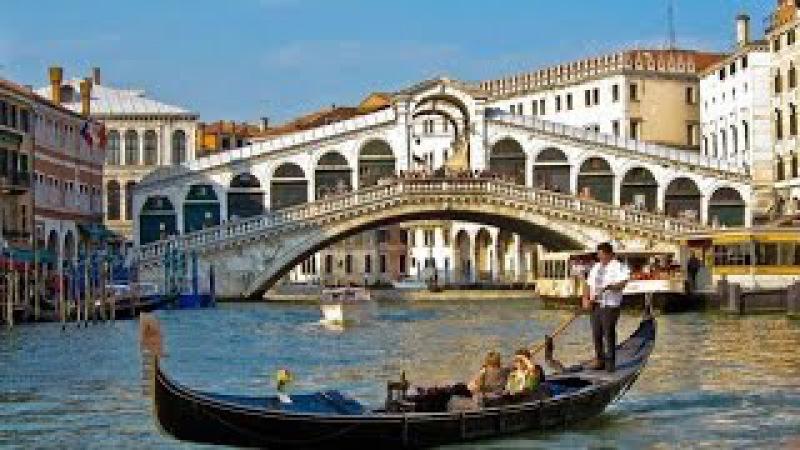 Самые красивые города мира: Венеция Италия: Безумно романтичный город-памятник