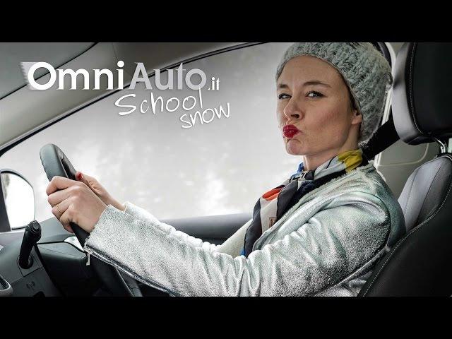 La Posizione di Guida | Lezione 2/4 | OmniAuto.it School Snow 2015