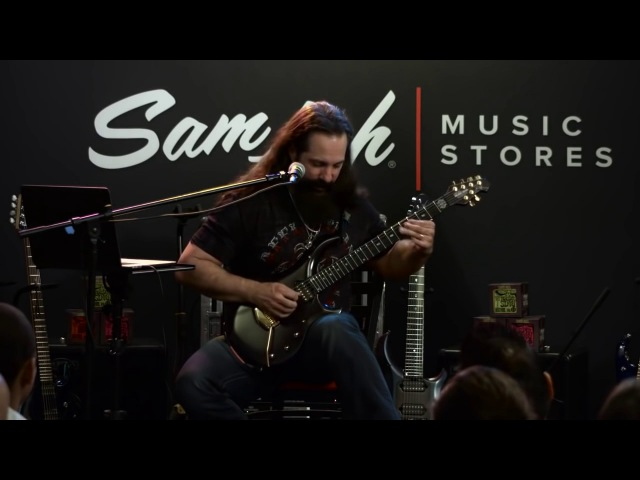 John Petrucci Solo With Epic Speed And Technicality