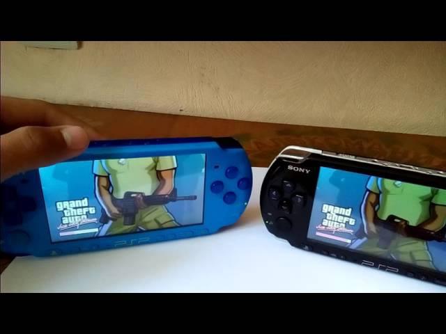 Как играть на PSP по сити в Гта сити
