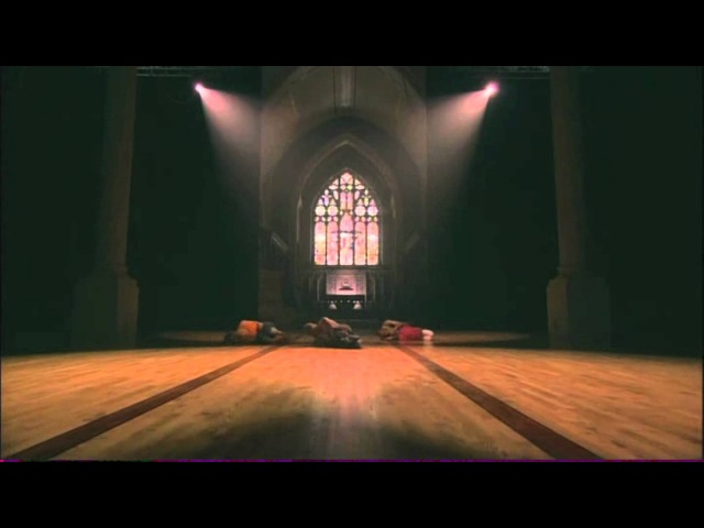 Maxxie's Church Dance Routine - Skins