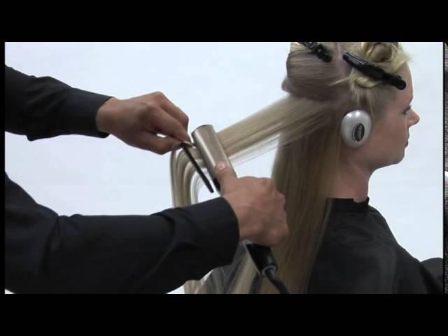 Как проходит процедура кератинового выпрямления и лечения волос Marcia Teixeria