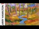 Painting with Larry Hamilton-Live-Oil-Spring Time May 17, 2017