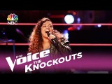 The Voice 2017 Knockout - Brooke Simpson