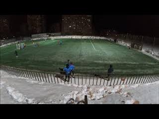 ZA!NOVO - ФК ГБР   Зимний Чемпионат НФЛ   6 февраля