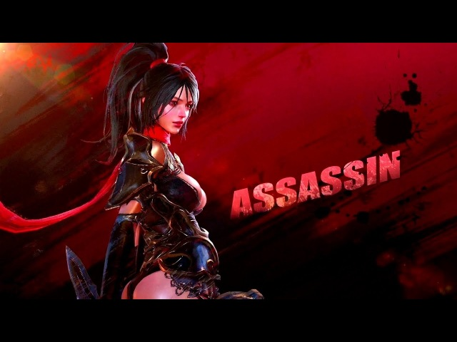 Blade 2 TROTE - Assassin (Character Skill) CBT 2018