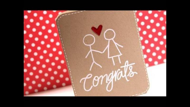 Congrats Make a Card Monday 82