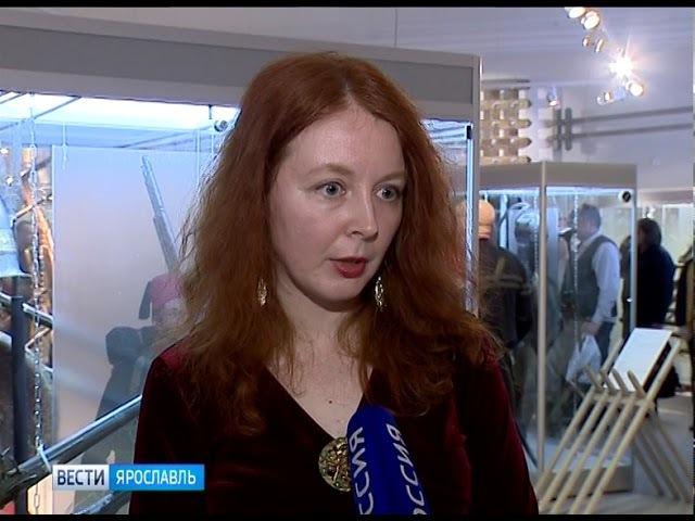 В Ярославском музее-заповеднике открылась выставка «Оружейные истории. Запад и Восток»