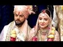 Свадьба Анушки Шармы. За кого вышла замуж актриса из фильма Эту пару создал Бог
