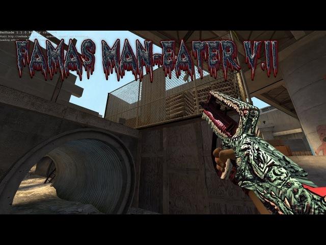 Famas Man-Eater v.II [Gloves]
