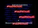 Пятидневка с Вадимом Степанцовым Илья Кормильцев. MusZone 1996