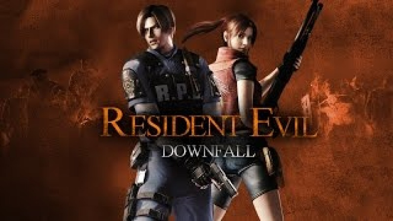 Resident Evil Downfall (GAME MOVIE)