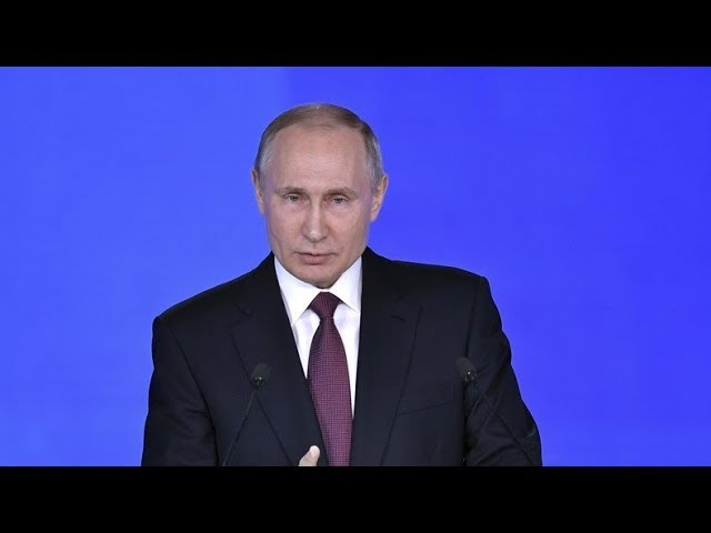 LIVE: Rede von Putin in Sewastopol zum Jubiläum des Krim-Beitritts