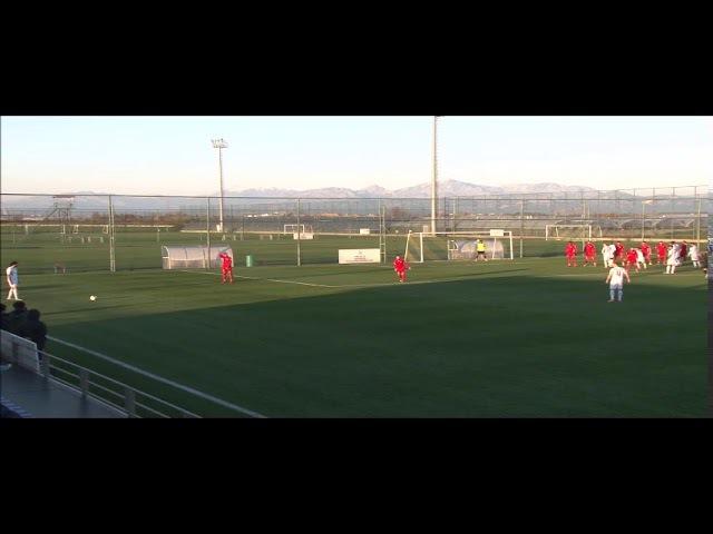 Keşlə FK 1:0 Rabotniçki FK | Yoxlama matçı | 26.01.2018