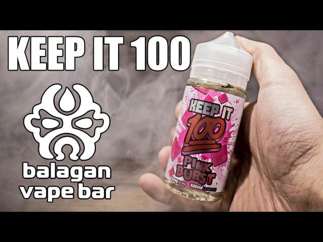 KEEP IT 100 Balagan Vape Odessa ▲▼ Необычный формат обзора
