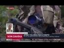 Mesut hakkı çaşın zeytin dalıharekatını TV trt haber de Son durumları afrin raco yu yorumluyor