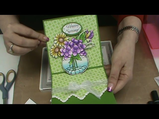 115 Do's Don't with NEW Chameleon Pens Stampendous Dies with Sizzix by Scrapbooking Made Simple